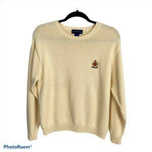Charter Club Men Crew Neck Pullover Sweater M